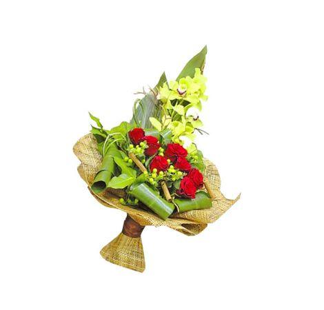 """Букет мужчине директору """"Уверенность"""". Superflowers.com.ua. Купить цветы для мужчины в Киеве"""
