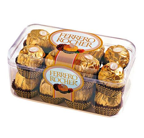 "Конфеты ""Ferrero Rocher"". Superflowers.com.ua"