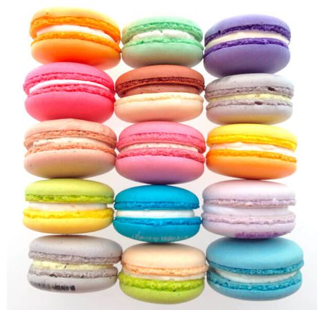 Macarons (Макарон). Superflowers.com.ua