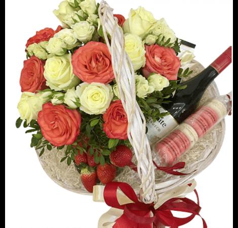 Моїй красуні. Superflowers.com.ua