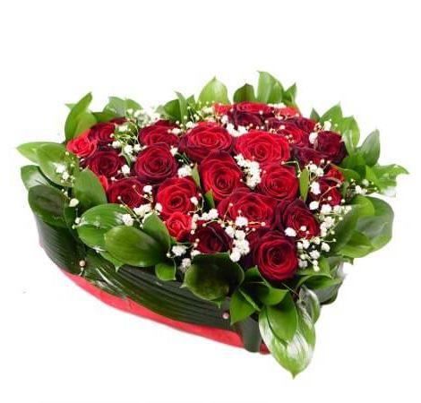 Любовь в моем сердце. Superflowers.com.ua